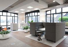 Interior by www.quub.nl : #devorm #vanbesouw #carpetsign #gandiablasco #knauf #foscarini #polspotten