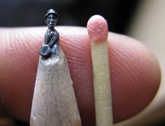 Smallest sculpture?