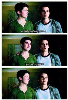 ian nelson and dylan o'brien