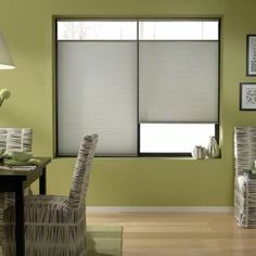 Cordless Top Down Bottom Up Cellular Shades in Silver (46 to 46.5 Inches Wide) (46 1/2W x 42H Silver)