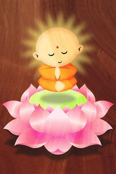 Little Buddha Android Wallpaper HD
