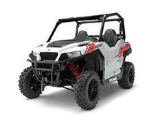 New 2017 Polaris GENERAL 1000 EPS White Lightning ATVs For Sale in New Jersey.