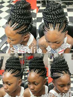 houston tish hair