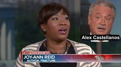 Joy-Ann Reid checked Republican strategist Alex Castellano when he attempted to normalize Trump by denying his vote being nostalgic for a better yesteryear.