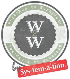 Systemation Workshop to Workplace Logo