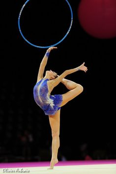 Dora Vass, Hungary, World Championship in Montpellier #rhythmic_gymnastics #rhythmicgymnastics