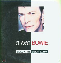 This is David Bowie Black Tie White Noise BMG Video music laserdisc. On Saturday May at the Hollywood Center Studios in Los Angeles, David Bowie was fi Black Tie White Noise, David Bowie, Hollywood, Music, Musica, Musik, Muziek, Music Activities, Songs