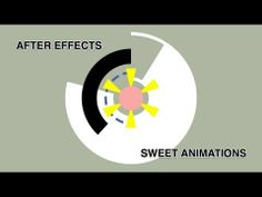 After effect tutorial for sweeping circles like AE sweets - YouTube