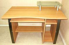 Schreibtisch Computertisch Büro PC-Tisch Bürotischsparen25.com , sparen25.de , sparen25.info