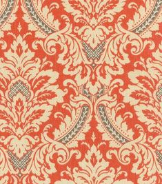 Waverly Upholstery Fabric-Donnington Clay