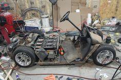Sundown Only golf cart build - Chevy Truck Forum | GMC Truck Forum - GmFullsize.com