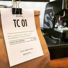 Acabamos de provar o #cafecoado feito com o #tc01 no #cafetorraclara. #cafe #guiadocafe