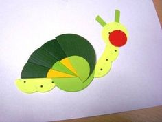 Cool paper crafts for kids Paper Crafts For Kids, Diy Paper, Paper Art, Diy And Crafts, Arts And Crafts, Paper Crafting, Origami, Circle Crafts, Funny Pillows