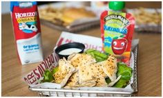 Smashburger's Adds Healthier Options to its Kids' Menu