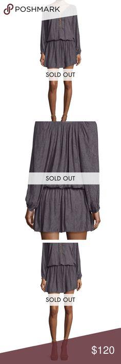 NWOT ramy brook Alexandria snakeskin dress NWOT, never worn, no flaws Ramy Brook Dresses
