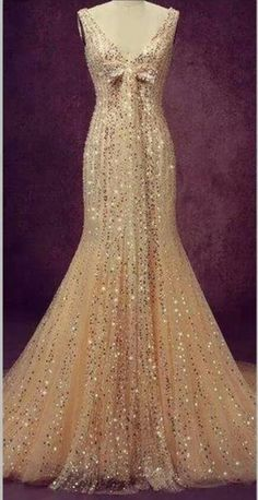 I am obsessed with this glitter dress! Would be perfect with a pink tule underskirt!