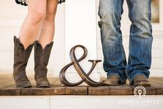 Go on, add a little rustic to your session. Engagement Inspiration, Engagement Session, Cowboy Boots, To Go, Rustic, Shoes, Fashion, Zapatos, Moda