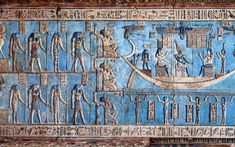 Egyptian blue, rediscovery
