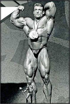 Dorian Yates Mr. Olympia '93
