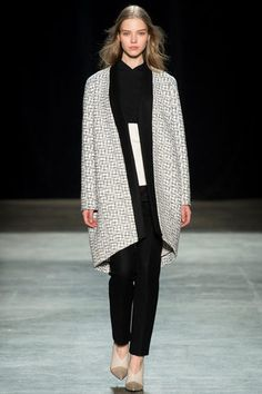 Narciso Rodriguez Fall 2013 Ready-to-Wear Collection Slideshow on Style.com