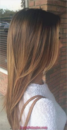 Magnificent Fabulous Long Straight Hairstyles With Layers. long layered hair style with bangs The post Fabulous Long Straight Hairstyles With Layers. long layered hair style with bang… appeared first on 88 Hairstyles . Brown Layered Hair, Long Brown Layers, Dyed Hair Brown, Layered Cuts, Brown Hair With Blonde, Soft Brown Hair, Chestnut Brown Hair, Medium Layered, Balayage Straight