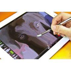 Princeton Art & Brush Sensu™ Capacitive Brush & Stylus For IPads, IPhones, Tablets - Artist Brush for i Pad