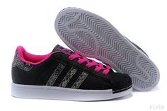 huge selection of 3b4aa 47c6e Durable Running shoes Adidas Originals Superstar II Snake Casual Black Pink  Cheap Sale, All Adidas Superstar Range Available Shoes, More Appropriate  Option ...