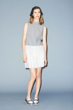 RESORT 2015 BAND OF OUTSIDERS COLLECTION