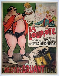 * La Loupiote 1910 - Poulbot