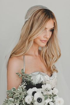 Bridal Hairstyles : 30 Beautiful And Simple Wedding Hairstyles  Simple wedding hairstyles with di