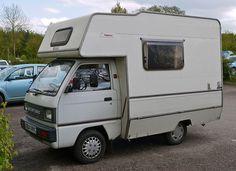 Bedford Rascal Camper Van / Motorhome by mick / Lumix