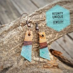 Instagram ☞ resinity % 💯 handcrafted unique earrings for sale ...........👉 Only 15$ or 30₺👈......... #resinity #resinandwood #woodjewelry #creative #nature #natural #design #jewelry #resinshop #resin #wood #unique #kolye #jewellery #resinjewelry #earrings #küpe #reçineküpe #resinearrings #necklace  #resinring #resinnecklace #wristlet #special #jewel #elyapımı #handmade #unique #handcrafted #resinpendant #pendant