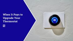 Your thermostat plays an important role in keeping your home comfortable throughout the year. After all, the thermostat is the central hub for controlling the temperature