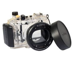 199.00$  Know more - http://ai32f.worlditems.win/all/product.php?id=32511205437 - Meikon 40m Underwater Diving Housing Waterproof Case for Canon S120 as WP-DC51