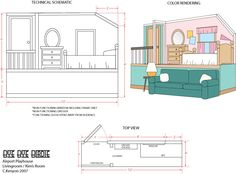 Bye Bye Birdie set Living Room by ckenyon1964 on deviantART