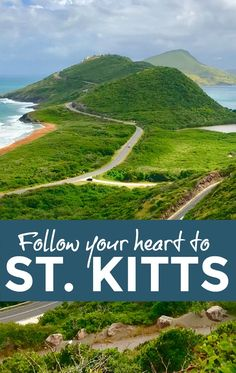 Why we fell in love with St. Kitts via @Postcard Jar