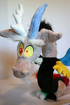 Discord Plush from My Little Pony: Friendship is Magic