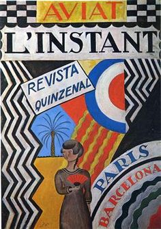 L'instant - Joan Miro