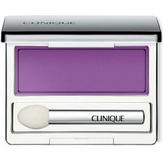 Clinique All About Shadow Single ($16) ❤ liked on Polyvore featuring beauty products, makeup, eye makeup, eyeshadow, beauty, eyes, purple pumps, clinique eyeshadow, purple eye makeup e clinique
