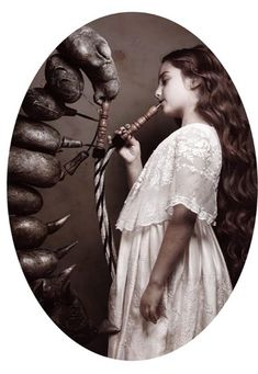 Vladimir Clavijo-Telepnev - from Alice in Wonderland series, contemporary Alicia Wonderland, Adventures In Wonderland, John Tenniel, Lewis Carroll, Go Ask Alice, Chesire Cat, Were All Mad Here, Through The Looking Glass, Creepy