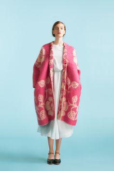 Marit Ilison Longing For Sleep Unique Coat #43