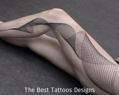 linear-women-leg-tattoos-tumblr