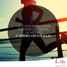 ¿Que esperas para ir por tus sueños?   Life Perú