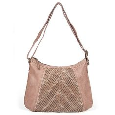 5a06f6b37b8f Leather Crossbody Bag 3001 Groen - Taupe Leather Bag - Amsterdam Heritage  Bags