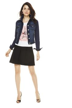 Perfect for any not-so-casual day at the office. ELLE at #Kohls
