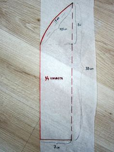 """Mesign - Clothes by me for me: """"Lörppäpipon""""/ruttupipon ompeluohje // Sewing directions for a loose jersey hat"""