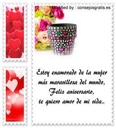 dedicatorias de aniversario de novios,descargar frases bonitas de aniversario de novios : http://www.consejosgratis.es/frases-para-festejar-el-primer-mes-de-novios/