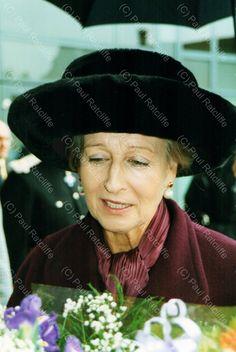 """April 2000 HRH Princess Alexandra of Kent on her visit to open the Thornbury Centre, Bradford. History Of Photography, Love Photography, Princess Alexandra, Riding Helmets, Shit Happens"