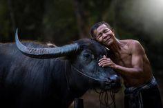 Thai farmer love by Wichan Sumalee on 500px