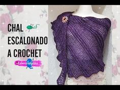 ideas crochet cardigan tutorial english for 2019 Crochet Cardigan, Crochet Scarves, Crochet Shawl, Crochet Stitches, Knit Crochet, Crochet Lace Edging, Irish Crochet, Crochet Gifts, Crochet Baby